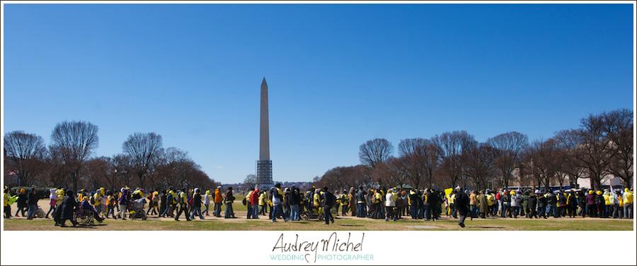Million Women March for Endometriosis, EndoMarch 2014, Washington DC, Dr Nezhat
