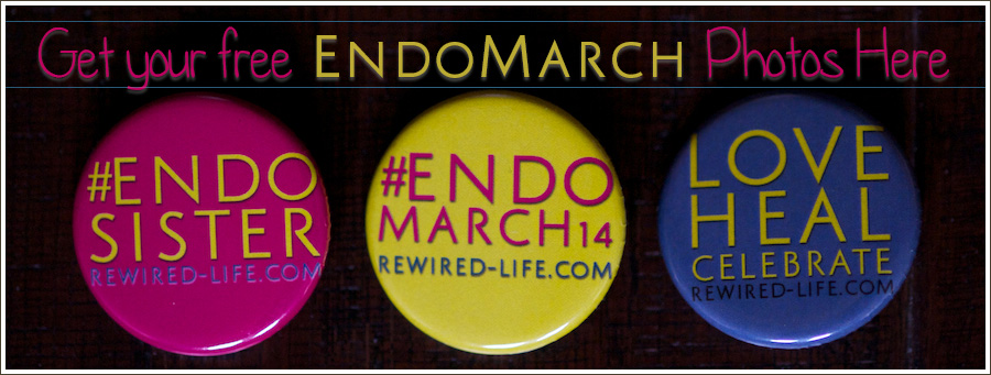 EndoMarch 2014 Photos, Million Women March for Endometriosis Photos