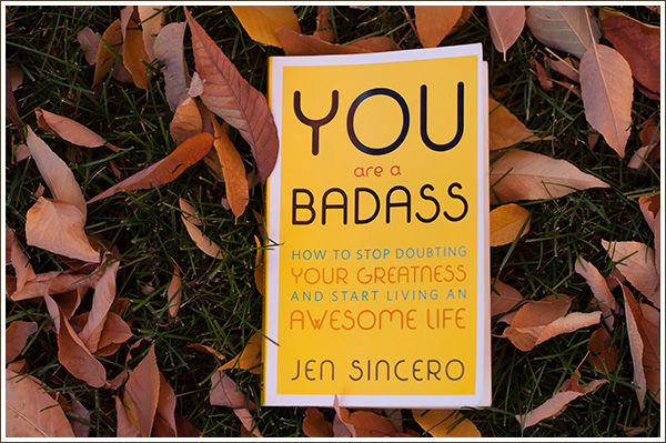 You are a Badass. REAL Life Book Club