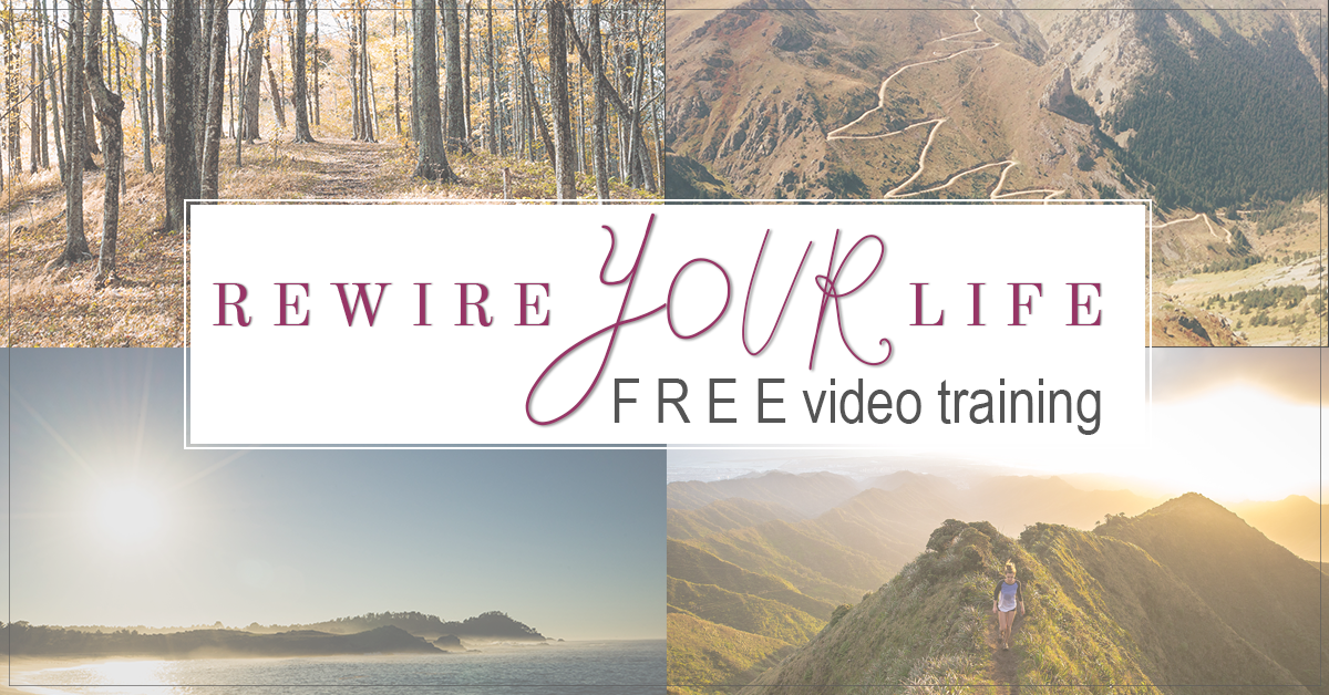 Soul Awakening - How to Rewire YOUR Life. Training Videos. Audrey Michel. Rewired Life.