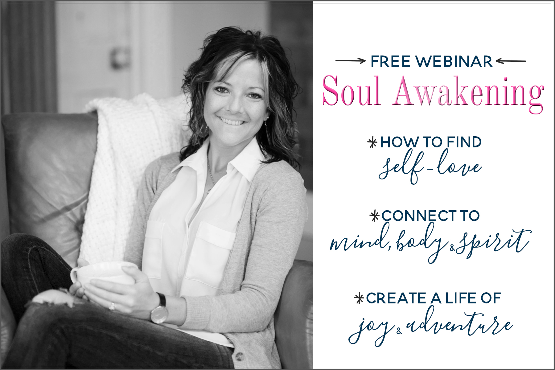 Soul Awakening Workshop Webinar with Audrey Michel