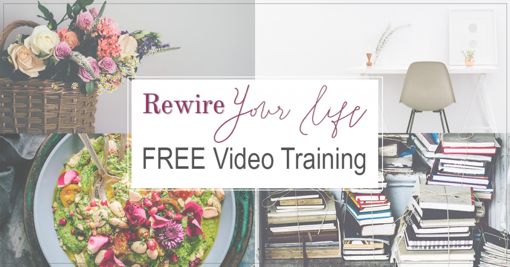 Rewire YOUR Life Free Video Training