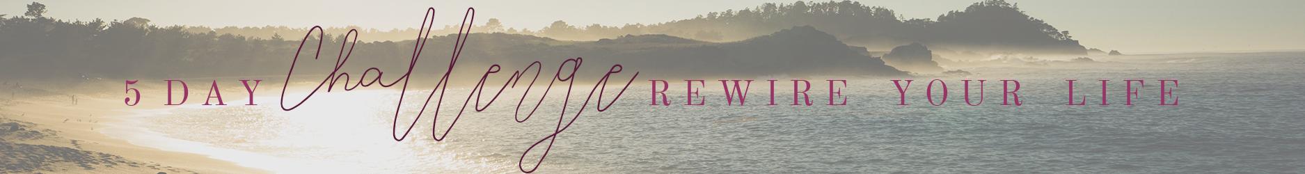 Soul Awakening - 5 Day Challenge. Audrey Michel. Rewired Life.