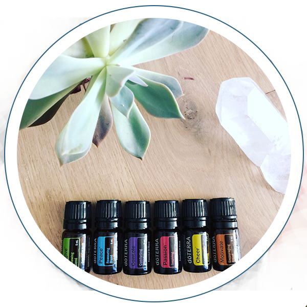 Emotional AromaTherapist. Denver Reiki Master. doTERRA Essential Oils